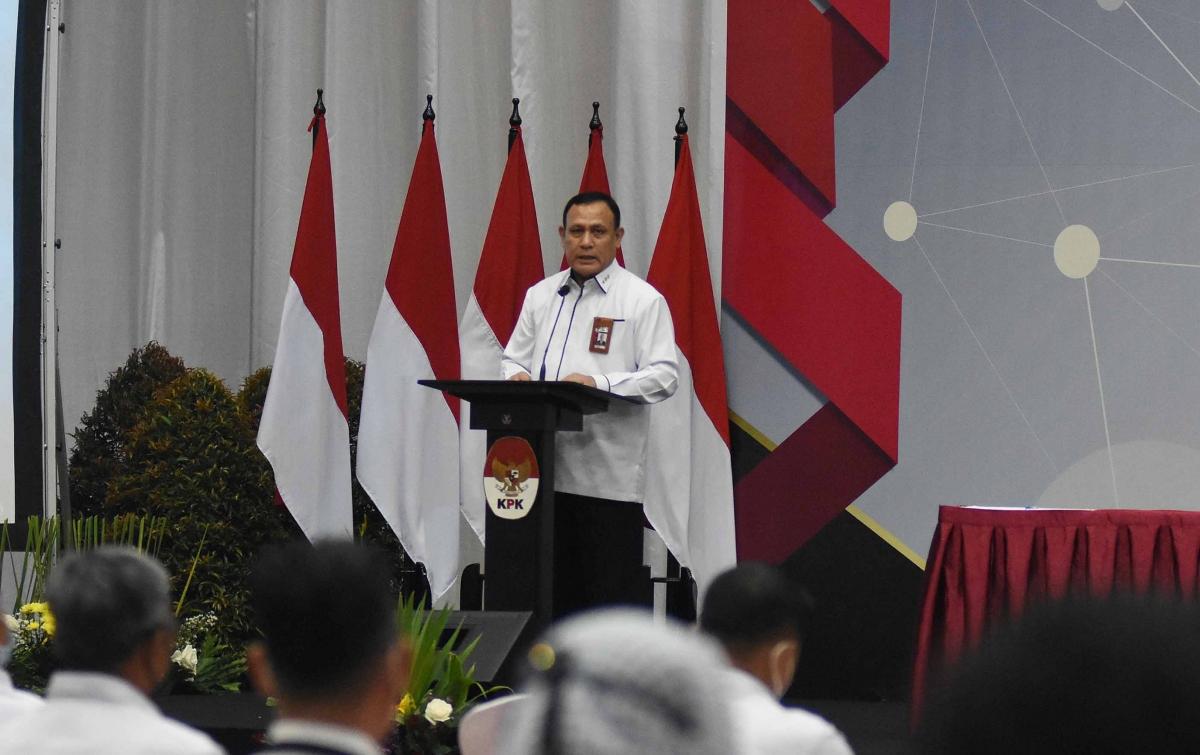 Ketua KPK: Giat di Tanjungbalai Bukan OTT