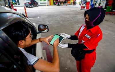 Transaksi dengan MyPertamina Hemat Rp 300 Rupiah Per Liter