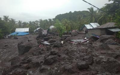 Banjir Bandang Flores Timur, 5 Warga Meninggal Dunia