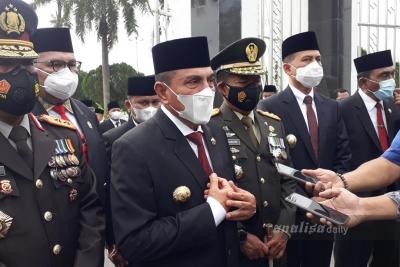 Edy Rahmayadi Akan Evaluasi Kelemahan Sumatera Utara