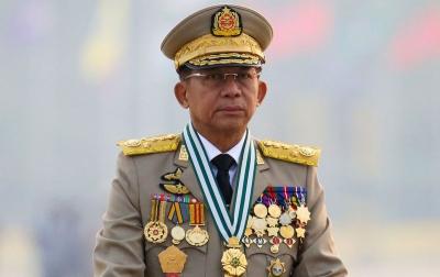 Kepala Junta Myanmar Akan Hadiri KTT ASEAN di Jakarta