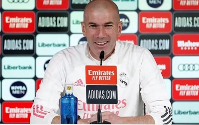 Disebut Kesuksesannya Sebagai Keberuntungan, Ini Jawaban Zidane