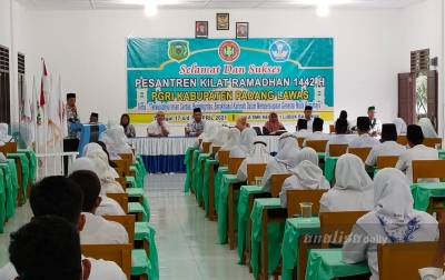 PGRI Palas Gelar Pesantren Kilat Ramadan