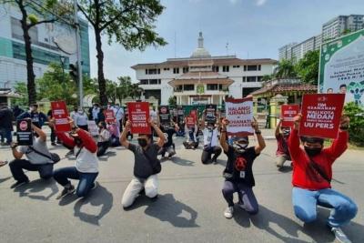 KI Sumut: Jangan Lagi Halangi Jurnalis