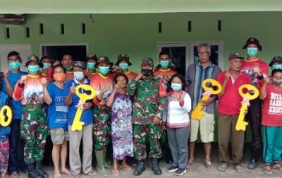 Sasaran Latsitarda Nusantara Rampung, Pemilik Rumah Ucapkan Terima Kasih