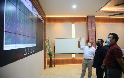 Tingkatkan Koordinasi, Komisi VI DPR RI Kunjungi PLN UIW Sumut