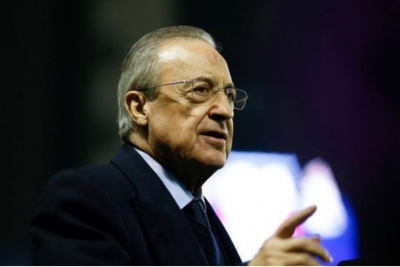 Perez: Tak Mungkin Datangkan Mbappe dan Haaland Tanpa Liga Super