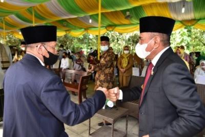 Gubernur Sumut Resmikan Desa Wisata Ramadan