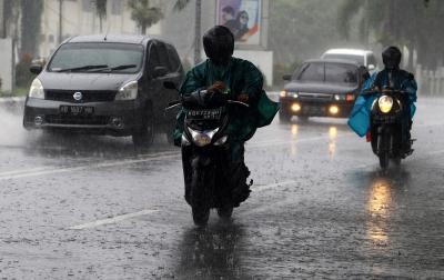 Sumatera Utara Berpotensi Diguyur Hujan Lebat