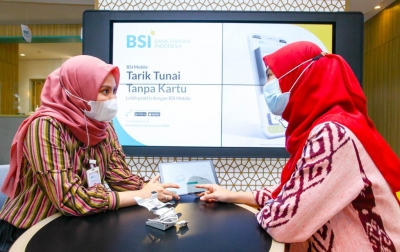 BSI Catat Volume Transaksi Digital Tembus Rp 40,85 Triliun