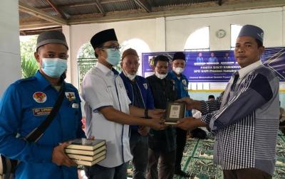 KNPI Sumut Safari Ramadan ke Delitua, Rangkul Elemen Pemuda