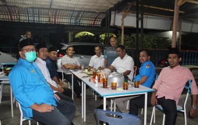 KNPI Sumut Safari Ramadan dan Silaturahmi ke Siantar