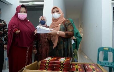 Pemprov Sumut Salurkan Bantuan Paket Sembako untuk Penyandang Disabilitas