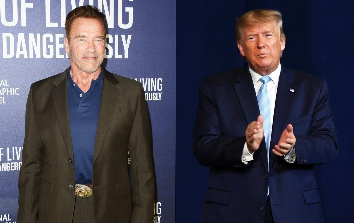 SchwarzeneggerJelaskan Alasan Tidak Mendukung Trump