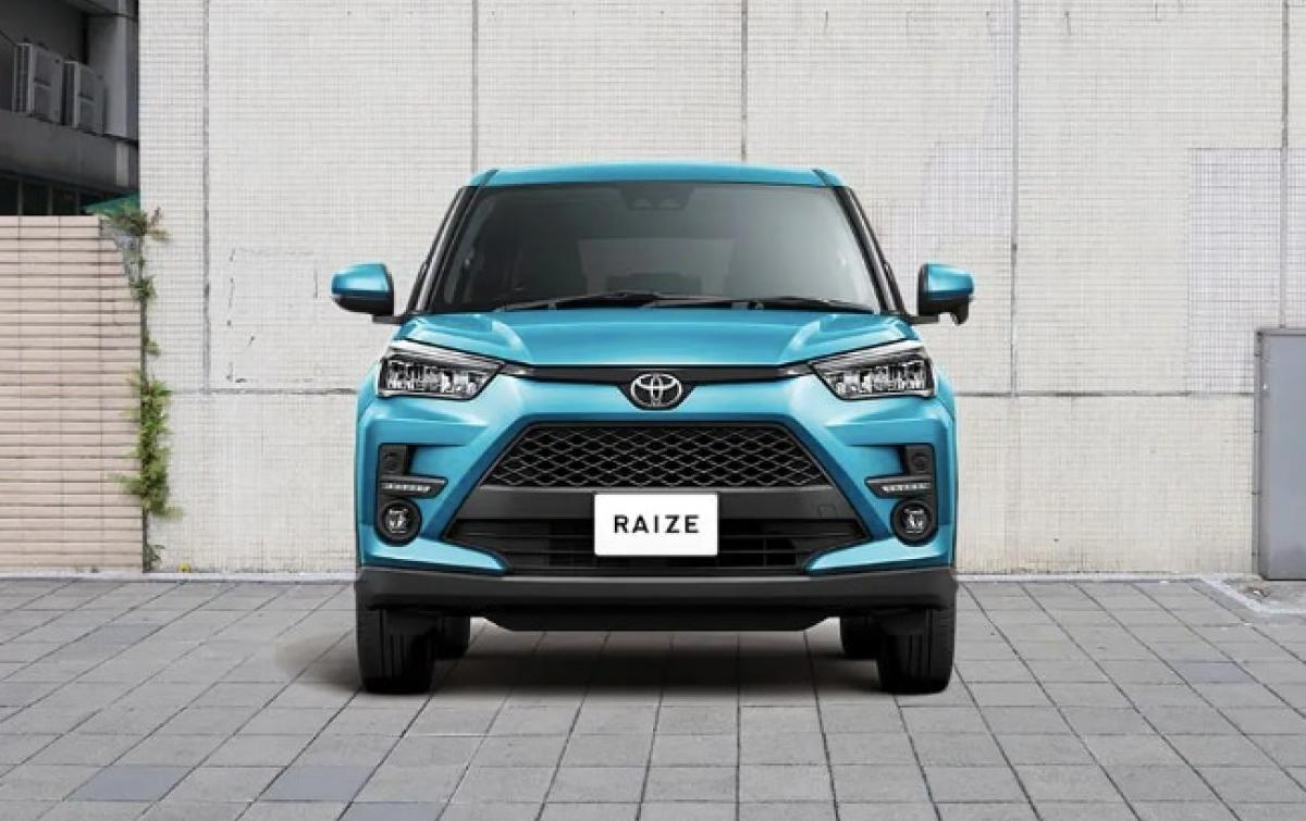 1.269 Unit Toyota Raize Dipesan Dalam Waktu Sepekan