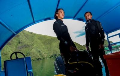 RSI Buka Lowongan Penyelam Lokal untuk Budidaya Danau Toba