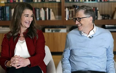 Bill Gate dan Melinda Resmi Bercerai