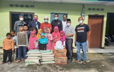 Ramadan Berbagi, PFI Medan-MTXL Salurkan Bantuan ke Panti Asuhan