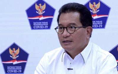 Kasus Positif Covid-19 di Indonesia Bertambah 6.327 pada Jumat 7 Mei 2021