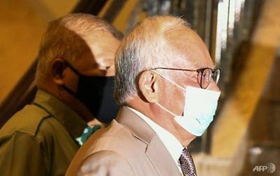 Langgar Protokol Kesehatan, Najib Razak Dindenda Rp 10 Juta