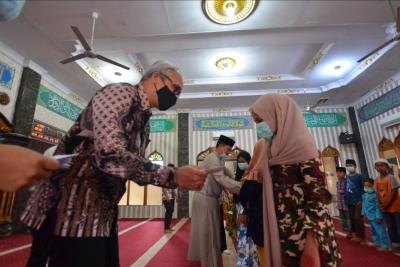 Ramadan 1442 Hijriah, Pelindo I Gelar Berbagai Kegiatan Sosial