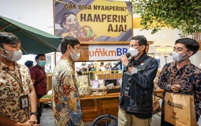 Masyarakat Diajak Belanja Produk Ekonomi Kreatif Lokal
