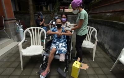 13.457.807 Orang di Indonesia Sudah Divaksin