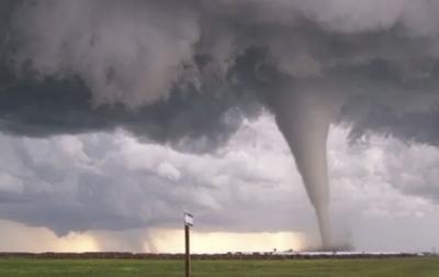 Badai Tornado Landa China, 7 Orang Meninggal Dunia