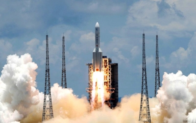 Cetak Sejarah, China Berhasil Kirim Kapal Luar Angkasa ke Mars