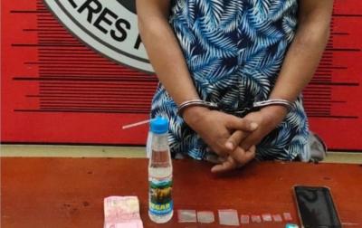 Diduga Edarkan Sabu, OY Ditangkap Polres Padanglawas