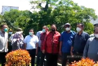 Banjir di Parapat, Warga: Pejabat Jangan Hanya Jadikan Ajang Seremonial