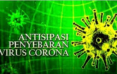 147 Warga Terinfeksi Corona dari Pesta