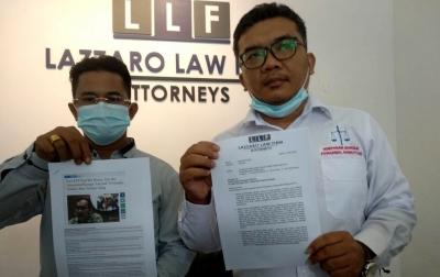 Mantan Anggota DPRD Sumut Kasus Suap Gatot Merasa Hukum Tebang Pilih