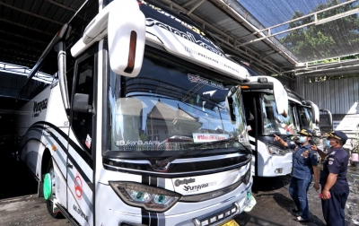 Kinerja Sektor Transportasi Mulai Membaik