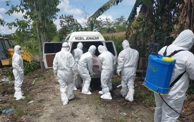 Ditolak, Jenazah Pasien Covid-19 Asal Medan Dialihkan