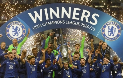 Chelsea Juara UCL, Thiago Berharap Lampard Senang