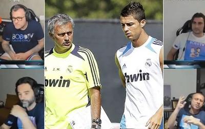 Mourinho Ingin Datangkan Ronaldo ke Roma