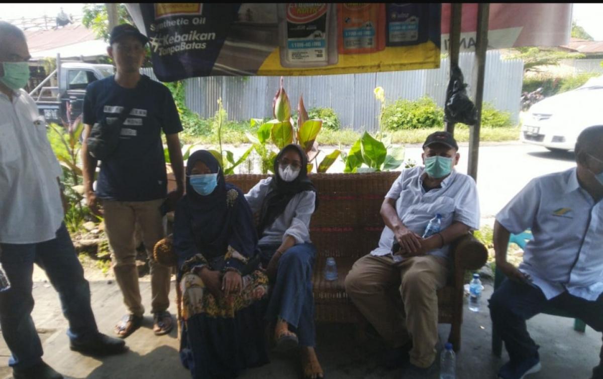 Keluarga Pensiunan Kembalikan Aset ke PTPN II