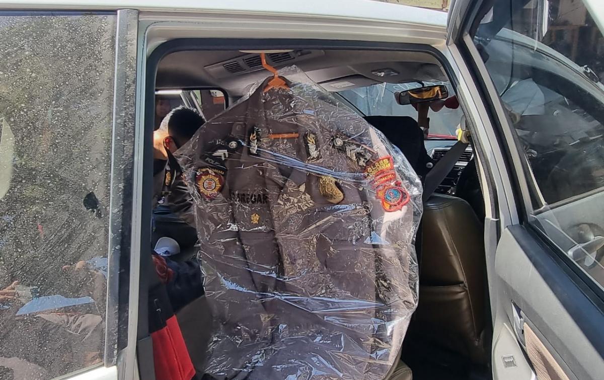 Diduga Transaksi Sabu, Oknum Polisi Ditangkap di Gunungtua