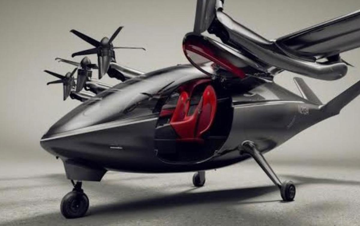 Resmi, Archer Aviation Luncurkan Taksi Terbang