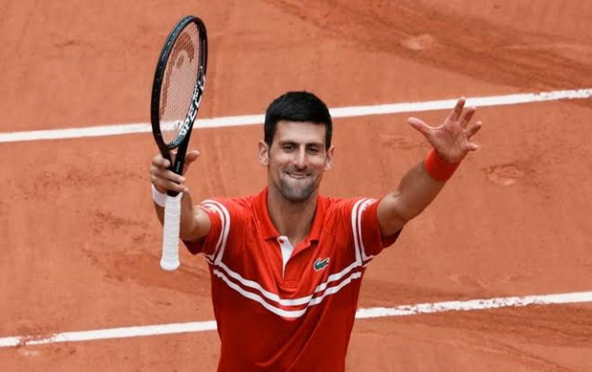 Novak Djokovic Sabet Gelar French Open Kedua