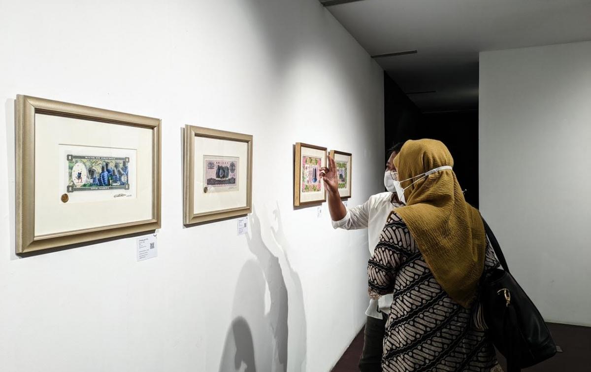 Art Moments Jakarta Online 2021 Ajang Promosikan Karya Seni Rupa Indonesia