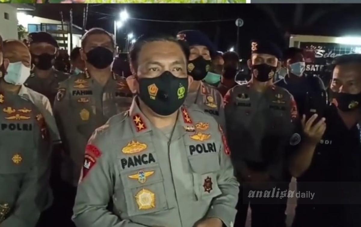 Penembakan Marsal Harahap, Irjen Panca: Sudah Ada yang Diamankan