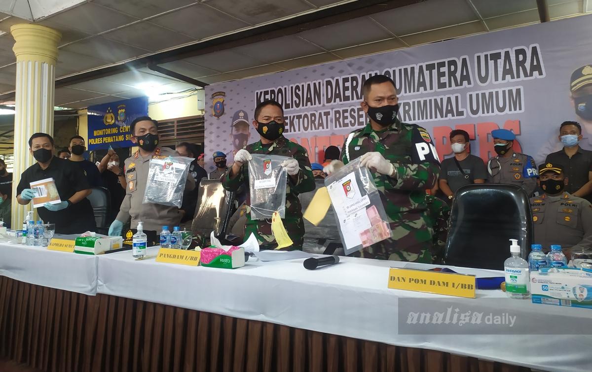 Penembakan Marsal Harahap, Polda Sumut Tetapkan 3 Tersangka