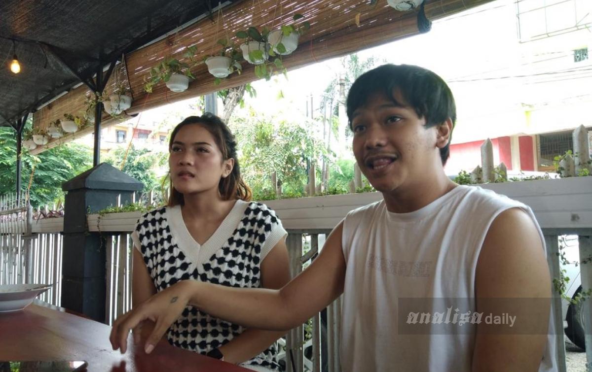 Konten Kreator Medan Vito Sinaga dan Ivana Beberkan Asiknya Berkreasi di TikTok