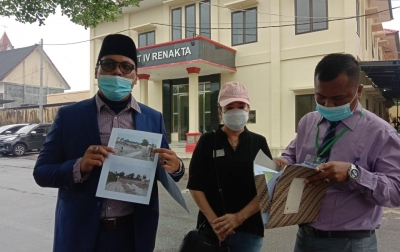Laporan Kasus Mafia Tanah Mandek, Kuasa Hukum: Kerugian Korban Capai Rp 3 Miliar