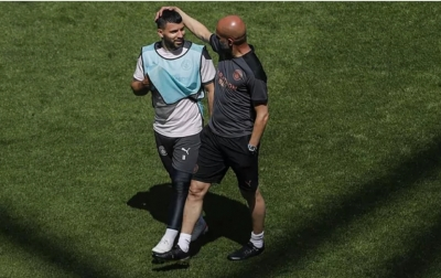 Castillo: Air Mata Guardiola Tidak Tulus