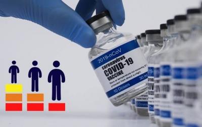 Hingga Kini 2,12 Miliar Lebih Dosis Vaksin Covid-19 Telah Diberikan di Seluruh Dunia