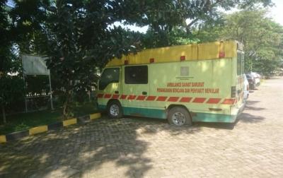Banyak Ambulance Milik Pemkab Deli Serdang Tak Terawat