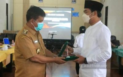 Anggota DPRD Sumut Kunker, Bupati Simalungun Jelaskan Program 'Haroan Bolon'